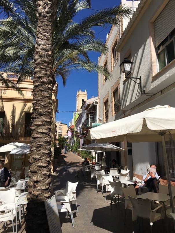 Calpe Street