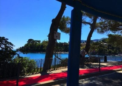 Rapallo red carpet