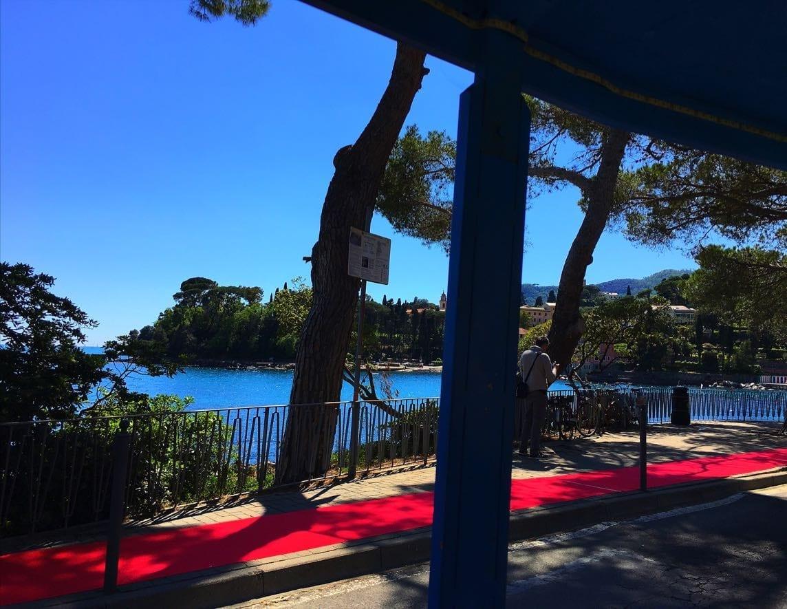 Rapallo red carpet