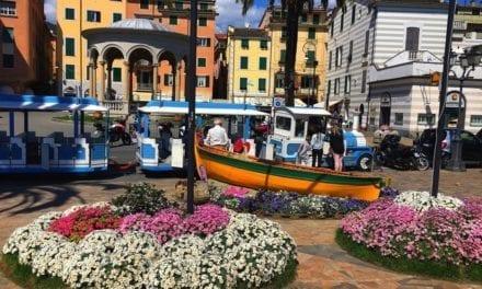 Rapallo, The Italian Riviera