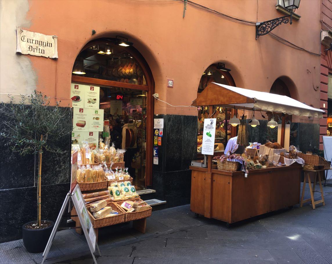 Town Centre, Rapallo