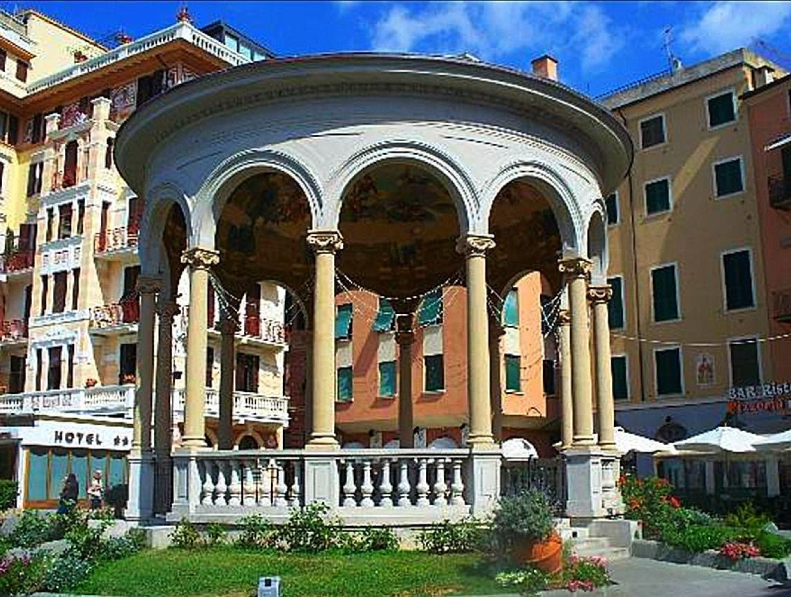 The Bandstand, Rapallo