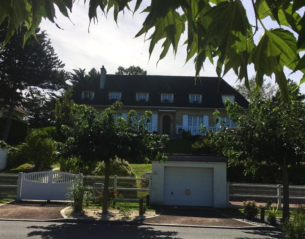 House at Merville-Franceville-Plage