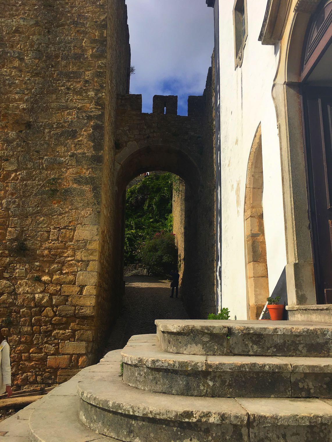 Castle-Obidos