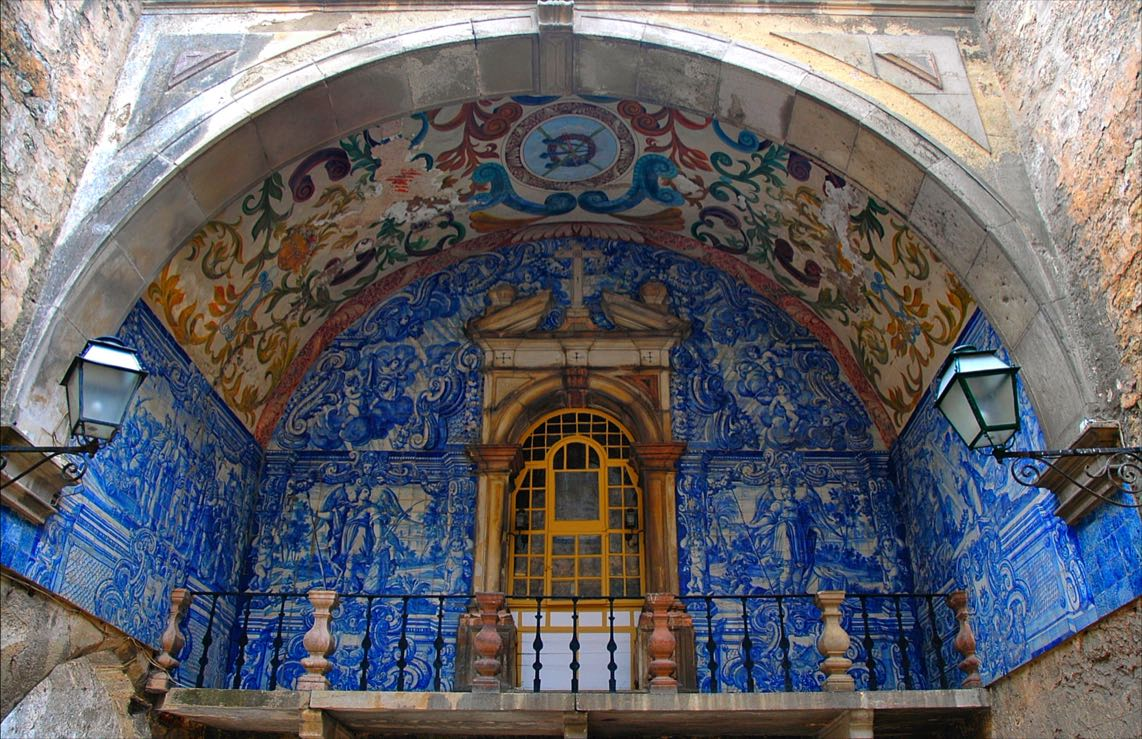 Oratory of our Lady of Piety-Obidos