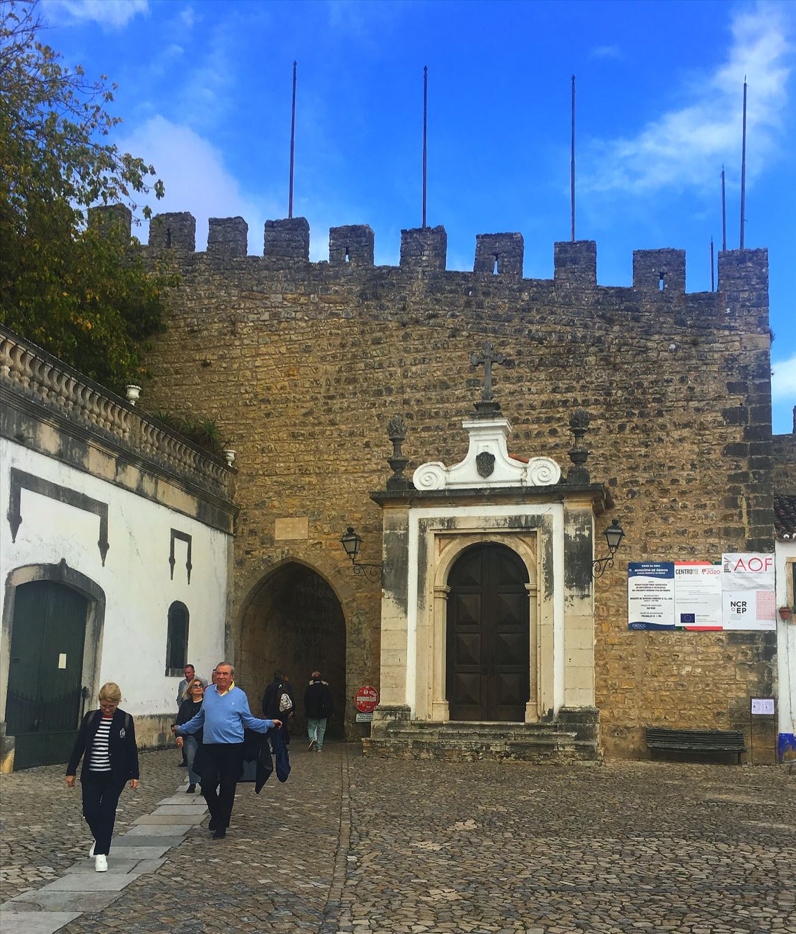 Porta de vila-Obidos