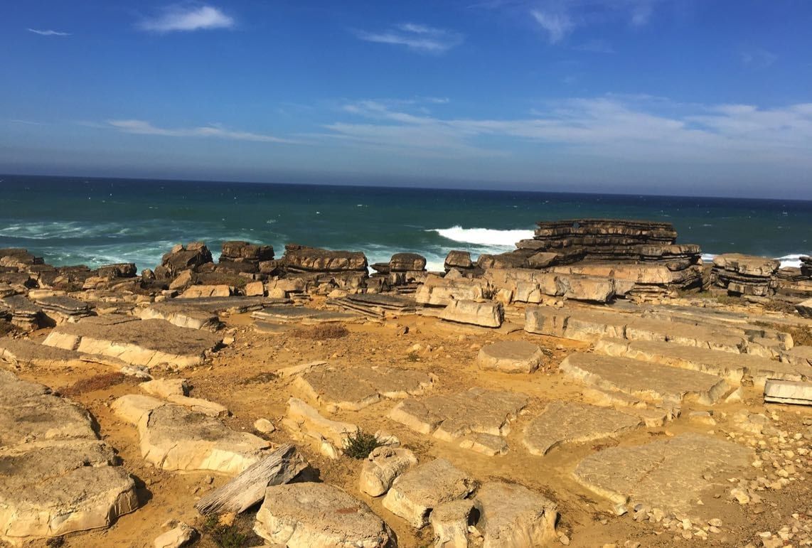Rock Formations-Peniche