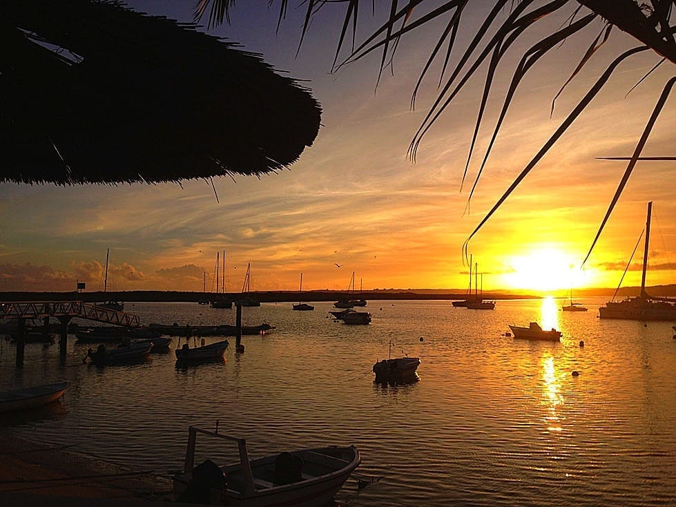 Sunset-at-Alvor