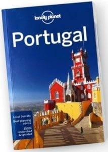 lonely planet guide to Portugal