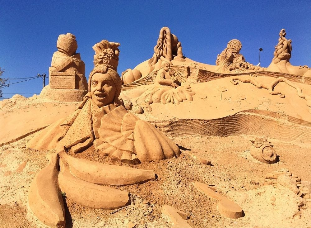 Fiesa-Sandcity FIESA-International-Sand-Sculptures