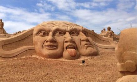 FIESA International Sand Sculpture Festival