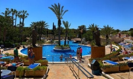 Review of Camping Playa Bara, Tarragona, Spain
