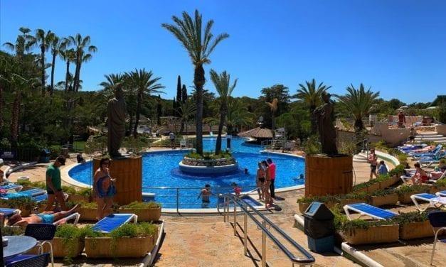 Review of Camping Playa Bara, Tarragona, Spain