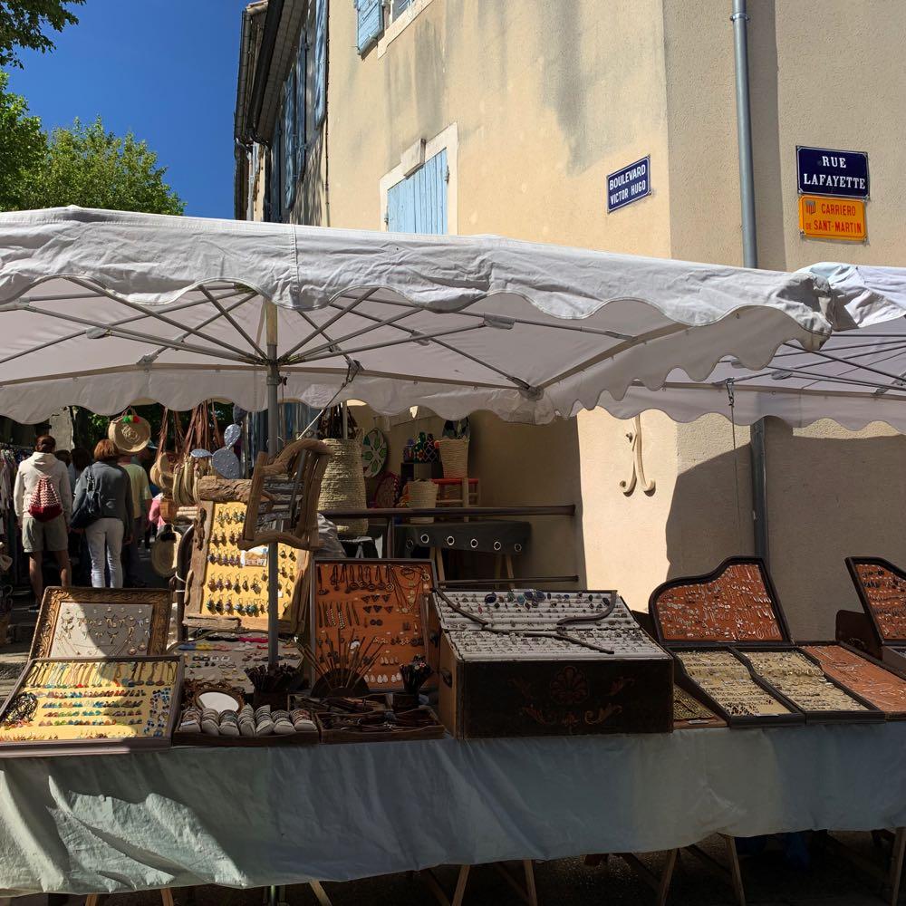 Saint-Remy-Market