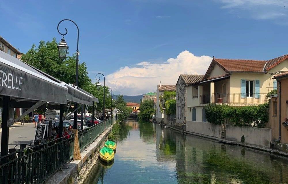 L'Isle-sur-la-Sorgue, Provence