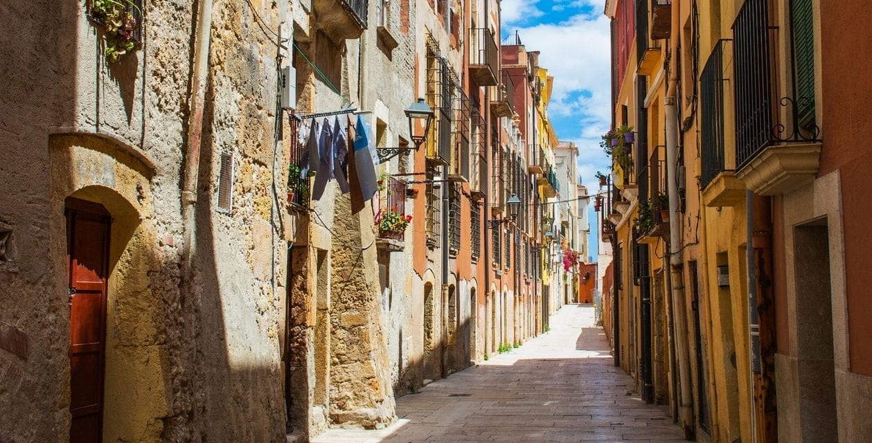Exploring Tarragona, Spain