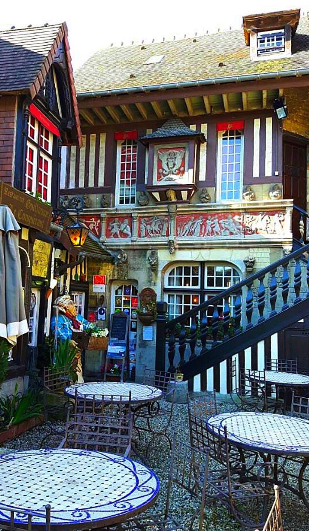 Village-D'art-Guillaume-Le-Conquerant