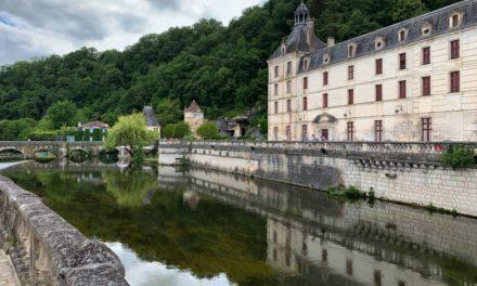 Brântome (Dordogne) France