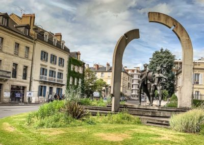 Roundabout-Brantome