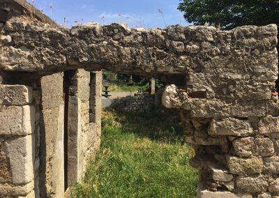 Ruins-NIin-Croatia