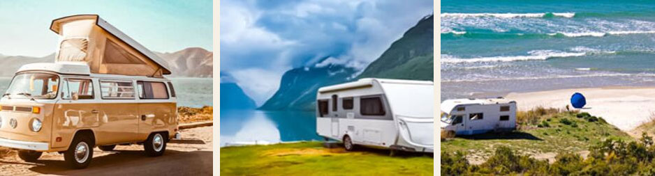 Advice for first-time visitors to Europe in a motorhome, camper or caravan